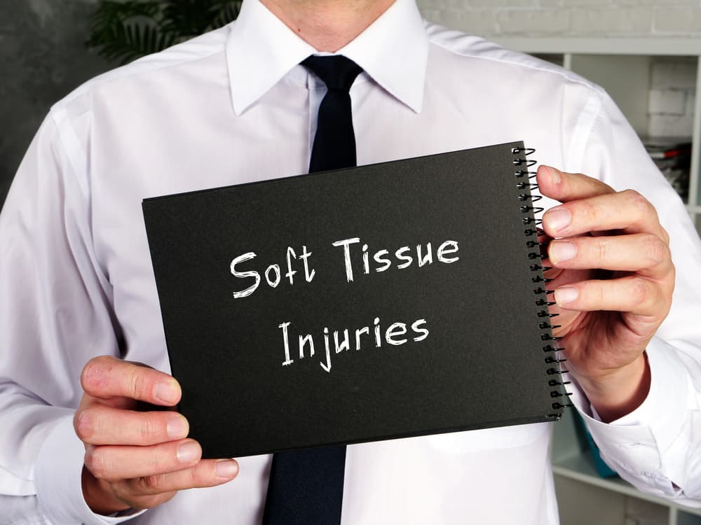 Securing Your Soft Tissue Injury Settlement with James H. Brown